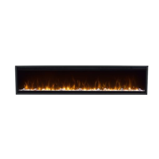 Ignite XL električni kamin Dimplex bela boja prikaza vatre