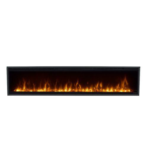 Ignite XL narandžasti prikaz plamena električnog kamina Dimplex