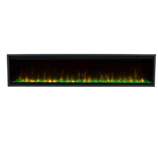 Električni kamin sa zelenim prikazom vatre Ignite XL Dimplex