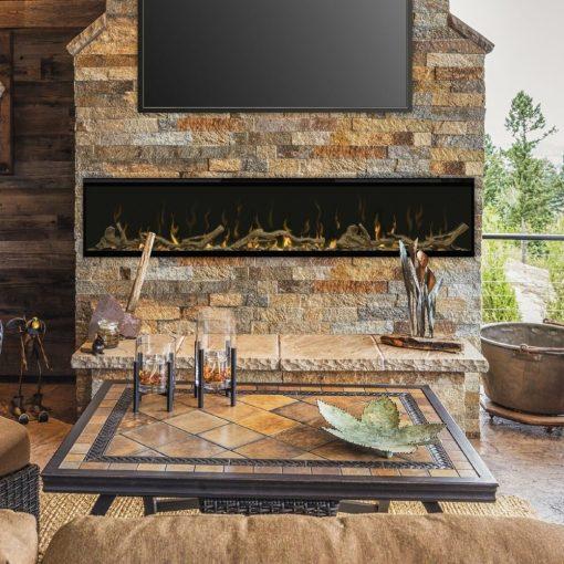 Kamin na struju sa dekorativnim drvcima Ignite XL Dimplex