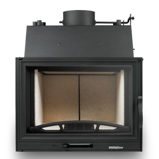 Kamin na drva za etažno grejanje LB800 NORDflam