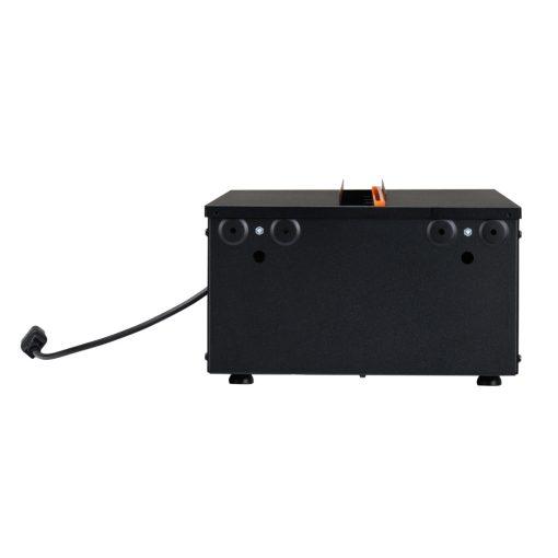 Bočna strana Električni kamin Cassette 500 Retail
