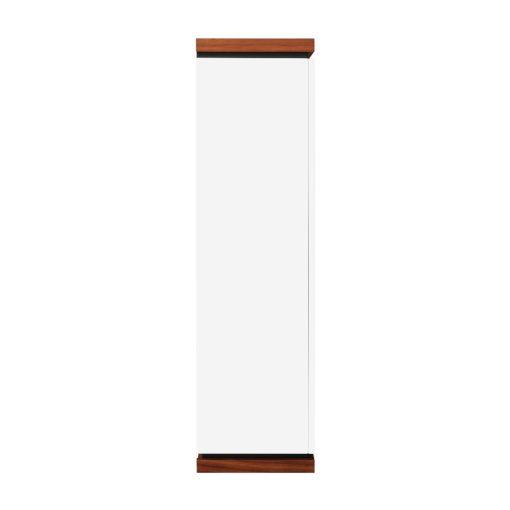 Bočna strana Električni kamin Strata