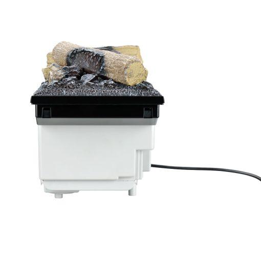 Električni kamin Cassette 400/600 led bočna strana sa drvcima 600 L