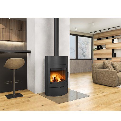 Burgos 03 steel peć na drva