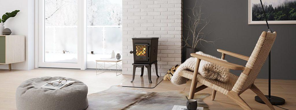 F 602 ECO peć na drva