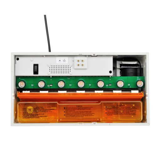 Gornja strana električnog kamina Cassette 400/600 LED Dimplex