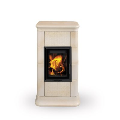 Kaljeva peć na drva Malaga N 01 Ceramic Romotop