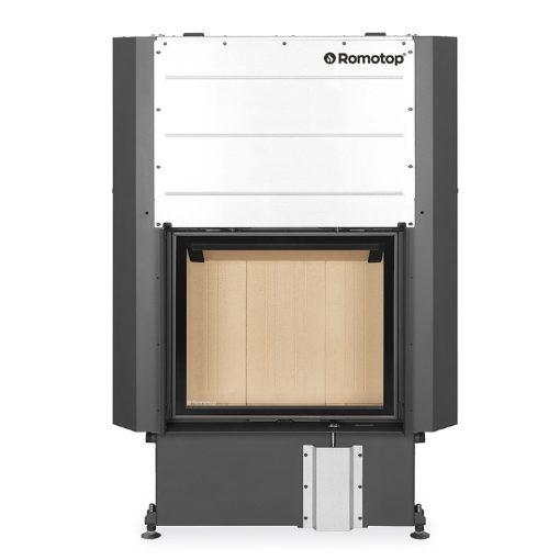 Kamin Impression Romotop prednje duplo staklo 67.60.01