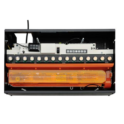 Kontrolni dugmići i rezervoar Električni kamin Cassette 500 Retail