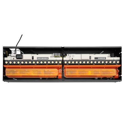 Kontrolni panel Električni kamin Cassette 1000