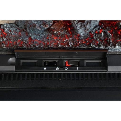 Kontrolni panel Električni kamin Engine 56-600