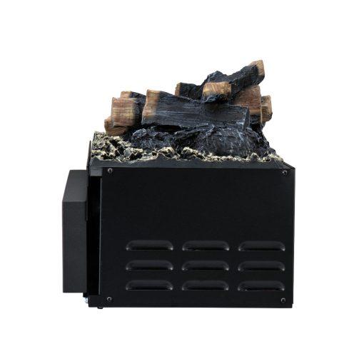 Leva bočna strana Električni kamin Juneau Dimplex