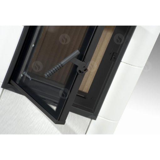 Otvorena vrata kaljeve peći Malaga N 03