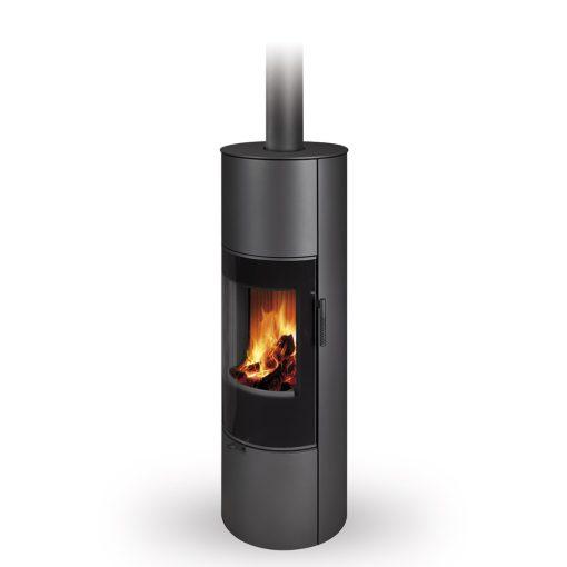 Peć na drva – SORIA N 03 – Steel – Romotop