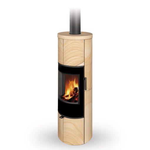 Peć na drva – SORIA N 04 – Sandstone – Romotop