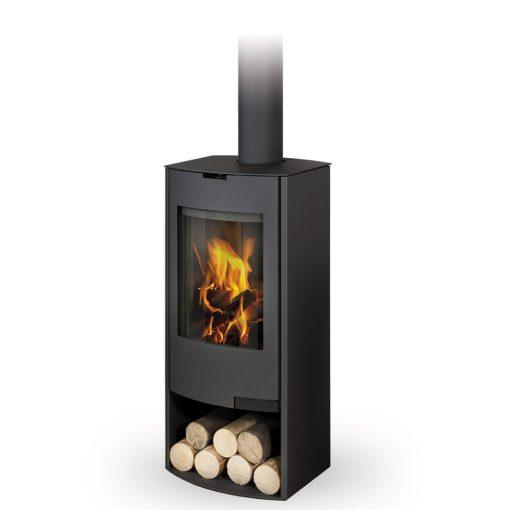 Peć na drva – TALA 01 – Steel – Romotop