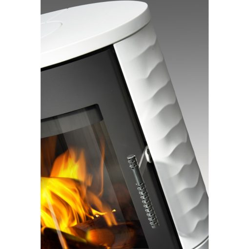 Ovalis 01 peć na drva Romotop