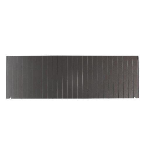 Rebrasti zadnji panel Vivente električnog kamina
