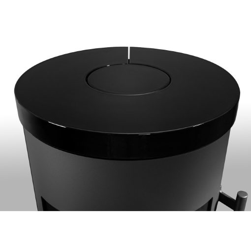 Alea 01 ceramic peć na drva Romotop