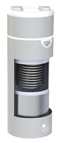 Edel toplotna pumpa vazduh voda bojler Auer