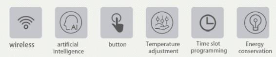 Funkcije WiFi termostata