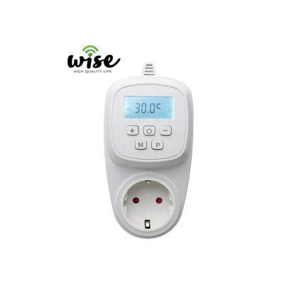 Smart utičnica termostat sa Wi-Fi funkcijom Wise