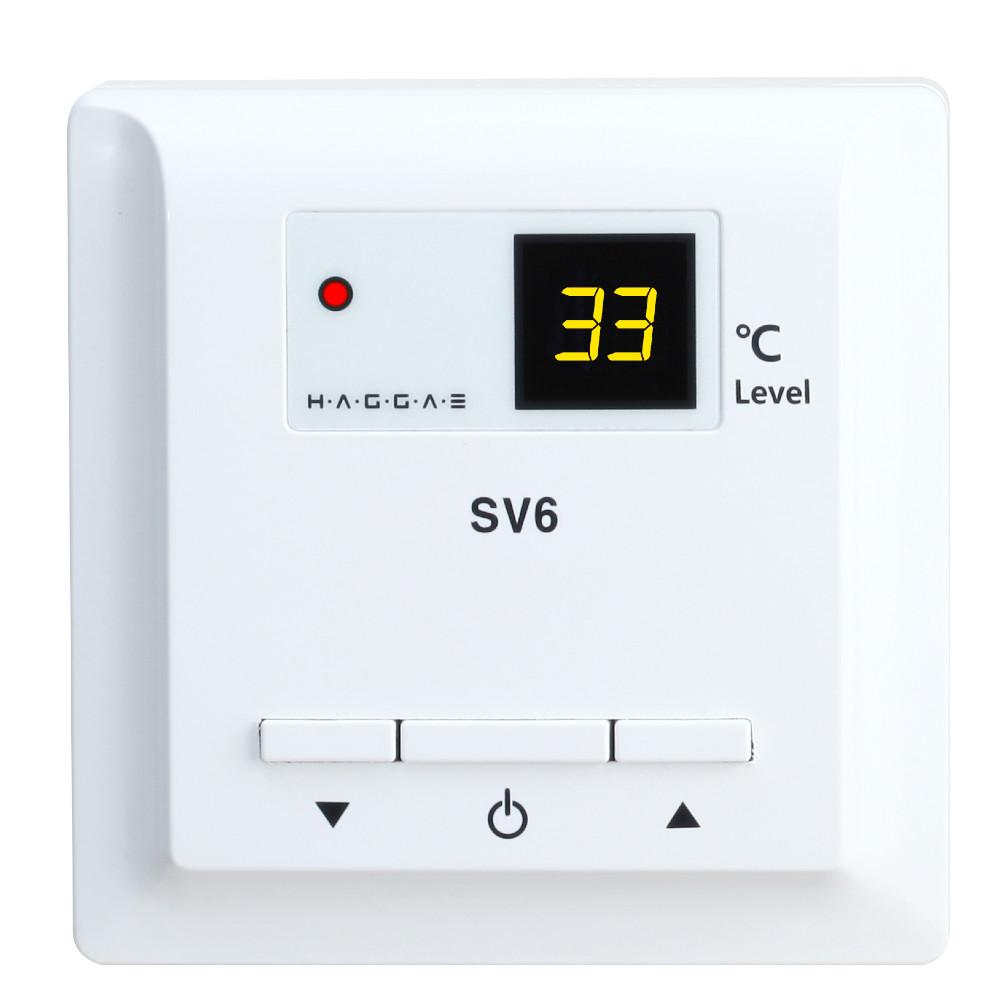 Termostati za električno podno grejanje