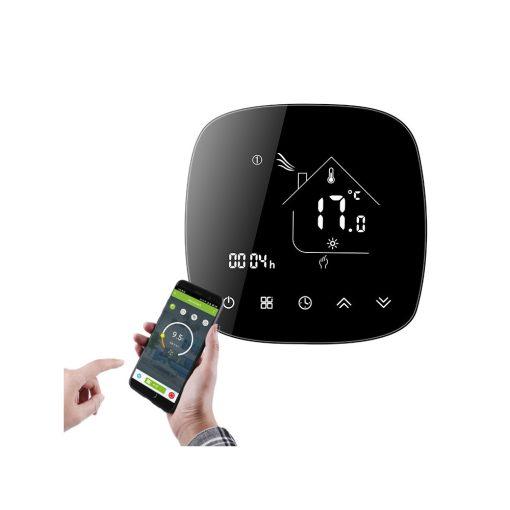 Daljinsko upravljanje električnim podnim grejanjem uz WiFi termostat 604h